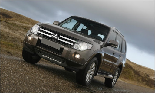 2010 Montero in India. Mitsubishi India will mostly launch the model in