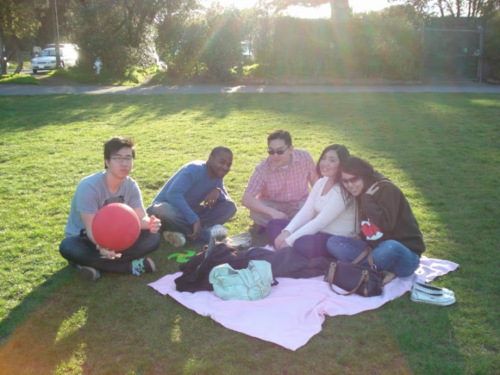Picnic at Golden Gate Park