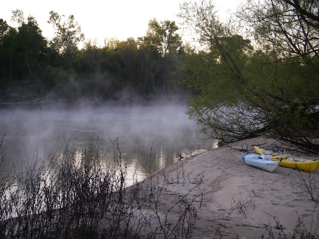Smoky river