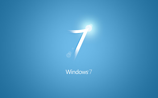Windows 7 Logo Walls