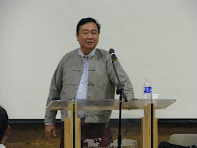 >9th Annual Burmese Literary Talk (8th Nov 2008) Part4