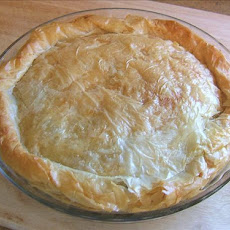 Spanakopita (Greek Greens Pie )