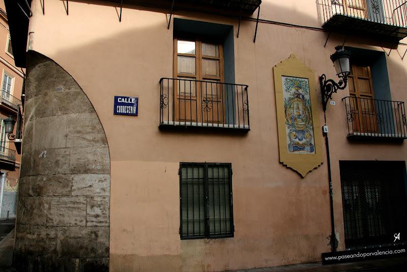 Foto de la Calle Corregería