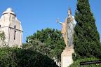 Foto de la Palas Atenea en la Avenida Blasco Ibañez