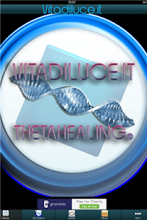 Vitadiluce.it ThetaHealing® - screenshot