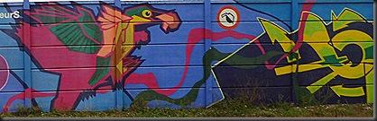 7  Grafitis