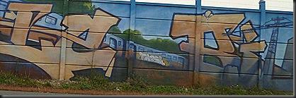 10  Grafitis