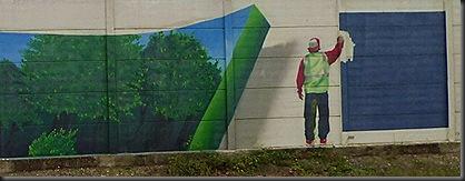 40  Grafitis