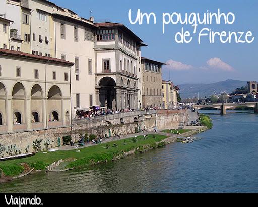 firenze3 - Visitando – Florença na Itália