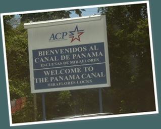 Ver entrada al canal de panama