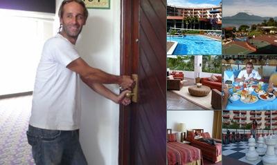Ver hotel en Panajachel