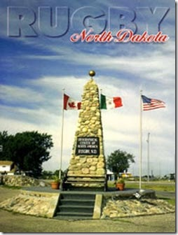 go to the Rugby, North Dakota homepage