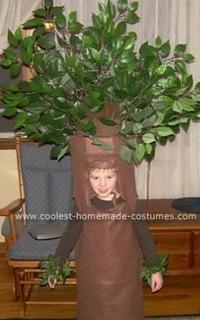 disfraz de árbol idifraz com