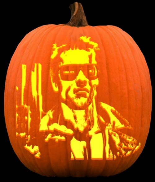 TerminatorPumpkin
