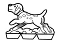 11-Belén recortable 001 perro a