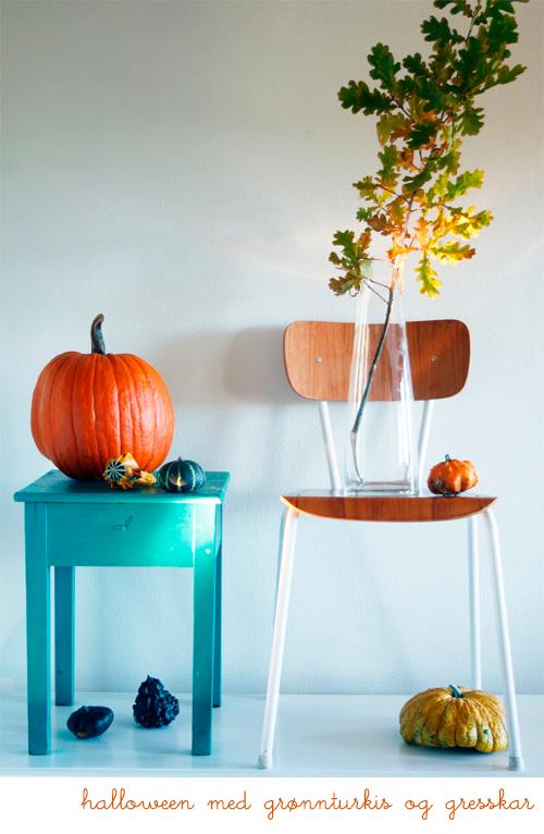 fargerik halloween