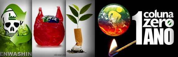 coluna zero, meio ambiente, consumo consciente, sustentabilidade, zero utopia