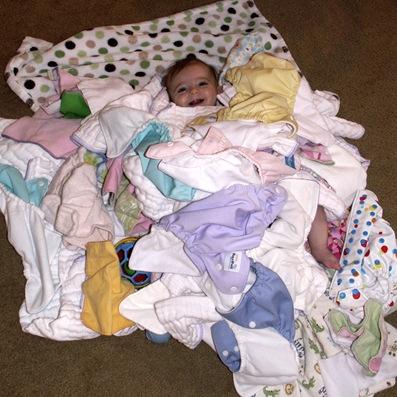 Elaine 20 weeks Fluff baby