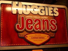 Doable Diapers - Huggies Jeans in Times Square
