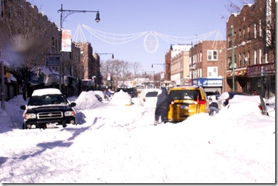 Brooklyn Blizzard