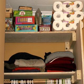 Ben's Closet