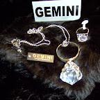 Gemini halsband 169 kr  ring 139 kr