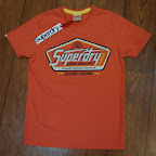 Superdry t-shirt 449 kr