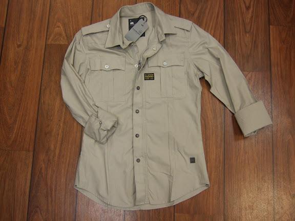 G-star skjorta 949 kr (finns även svart)