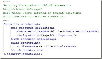 securityConstraint