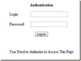 authenticate