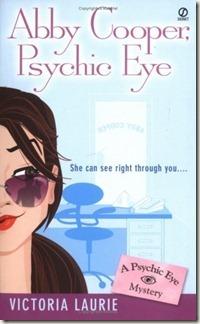 5 - Abby Cooper, Psychic Eye