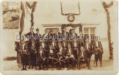 Bokeška Mornarica iz Lastve