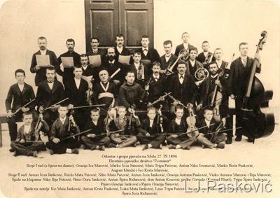 Orkestar Muo 1896