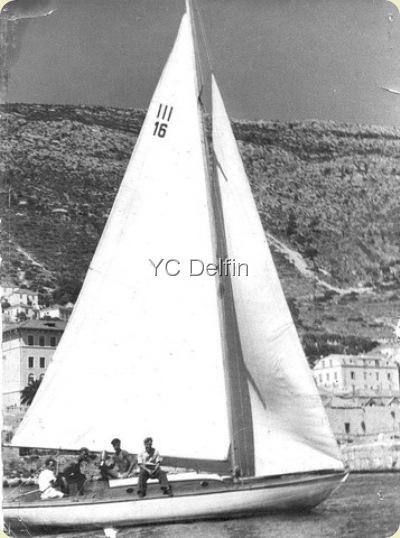 Suton YC Delfin ispred H Novog