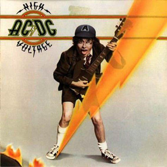 High Voltage - 1976