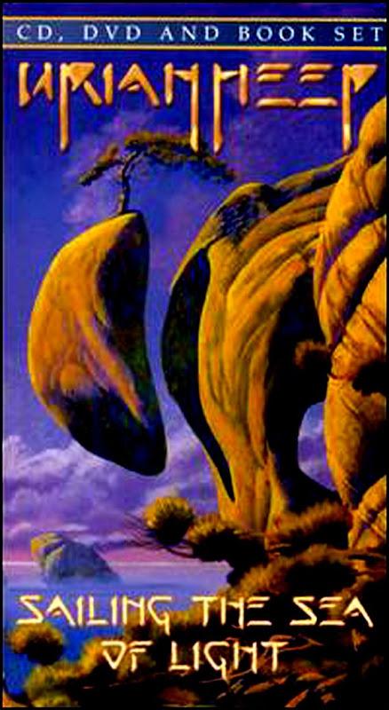 Uriah Heep: Sailing The Sea Of Light - 2001
