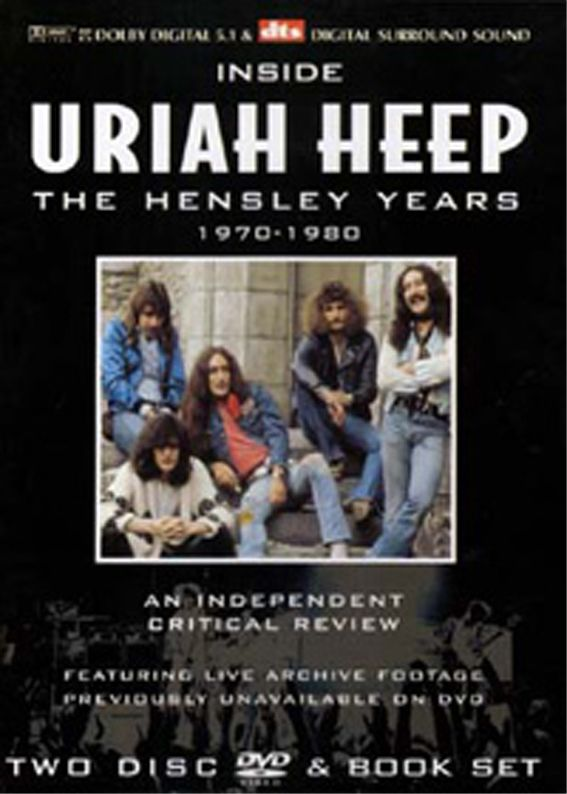 Uriah Heep: Inside: Uriah Heep - The Hensley Years 2004