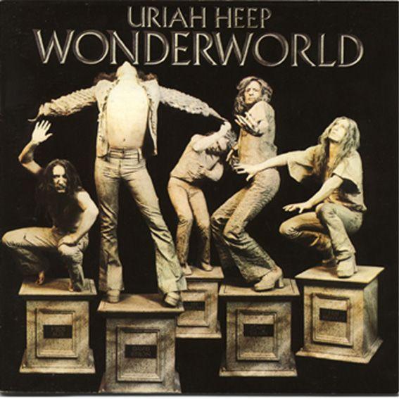 Wonderworld - 1974
