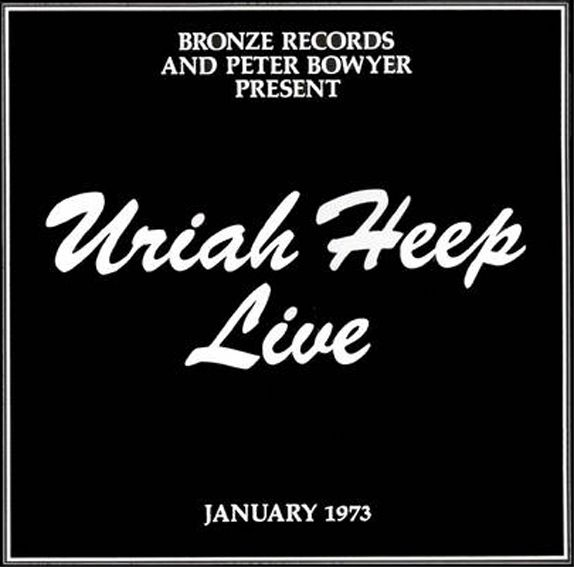 Live in January 1973