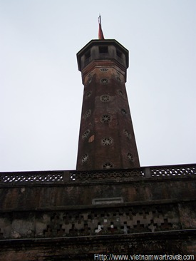 Hanoi Citadel Cot Co (Flag Tower) (7)