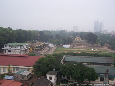 Hanoi Citadel Cot Co (Flag Tower) View (6)
