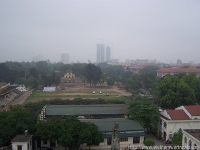 Hanoi Citadel Cot Co (Flag Tower) View (4)