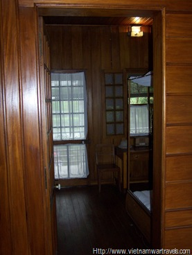 Ho Chi Minh Stilt House Bedroom & Study (5)