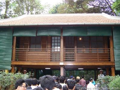 Ho Chi Minh Stilt House Exterior