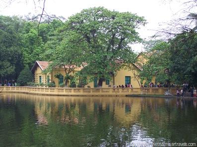 Ho Chi Minh Stilt House Gardens & Fishpond (2)