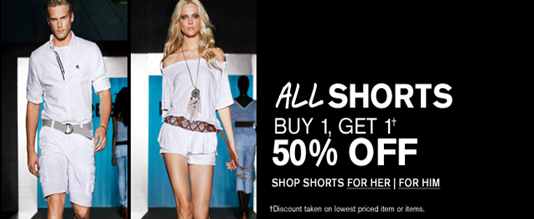 Express-buy-one-get-one-half-off-shorts