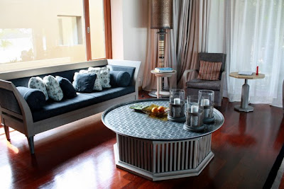 Honeymoon suite at the Four Seasons Langkawi in Malaysia