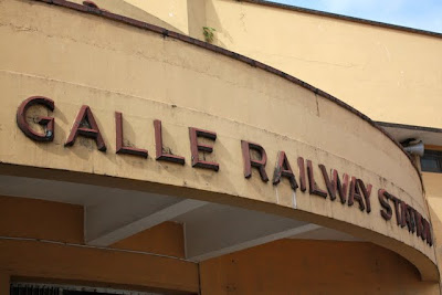 Galle Sri Lanka railway station