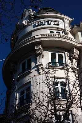 Hotel Ritz in Madrid Spain