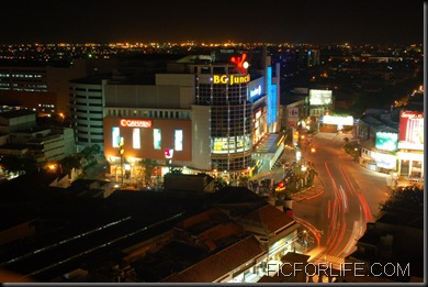 Bubutan & BG Junction